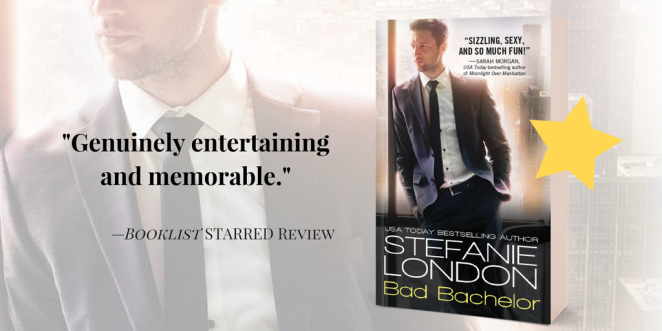 Bad Bachelor_ Booklist Starred Review